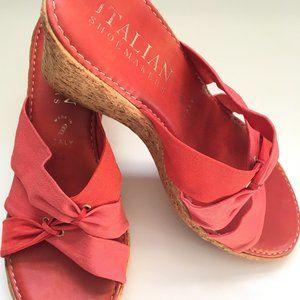 Italian Shoemakers Wedge